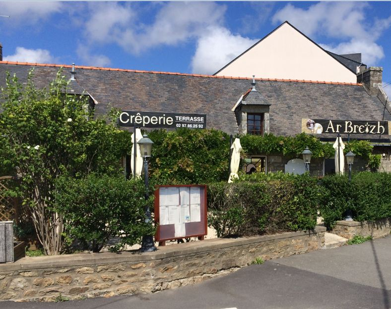 creperie morbihan : restaurant bretagne ; resto Lorient ; Groix