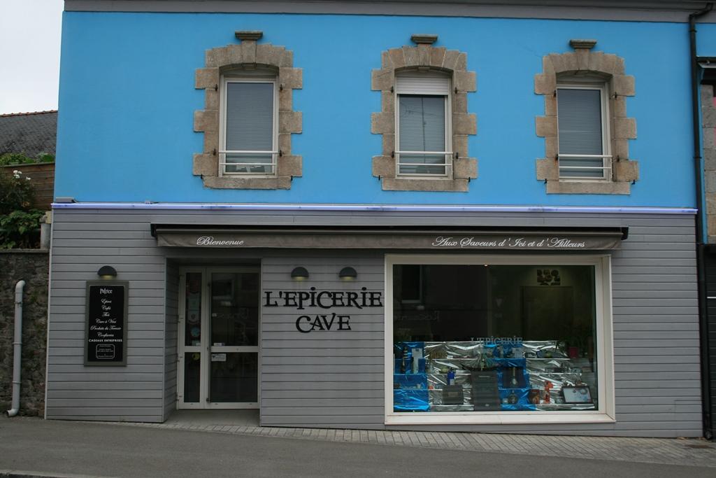 produits regionaux Morbihan ; commerce Bretagne sud ; Groix