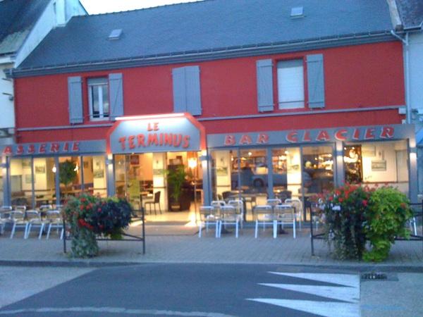 brasserie morbihan : restaurant bretagne ; resto Lorient ; Groix