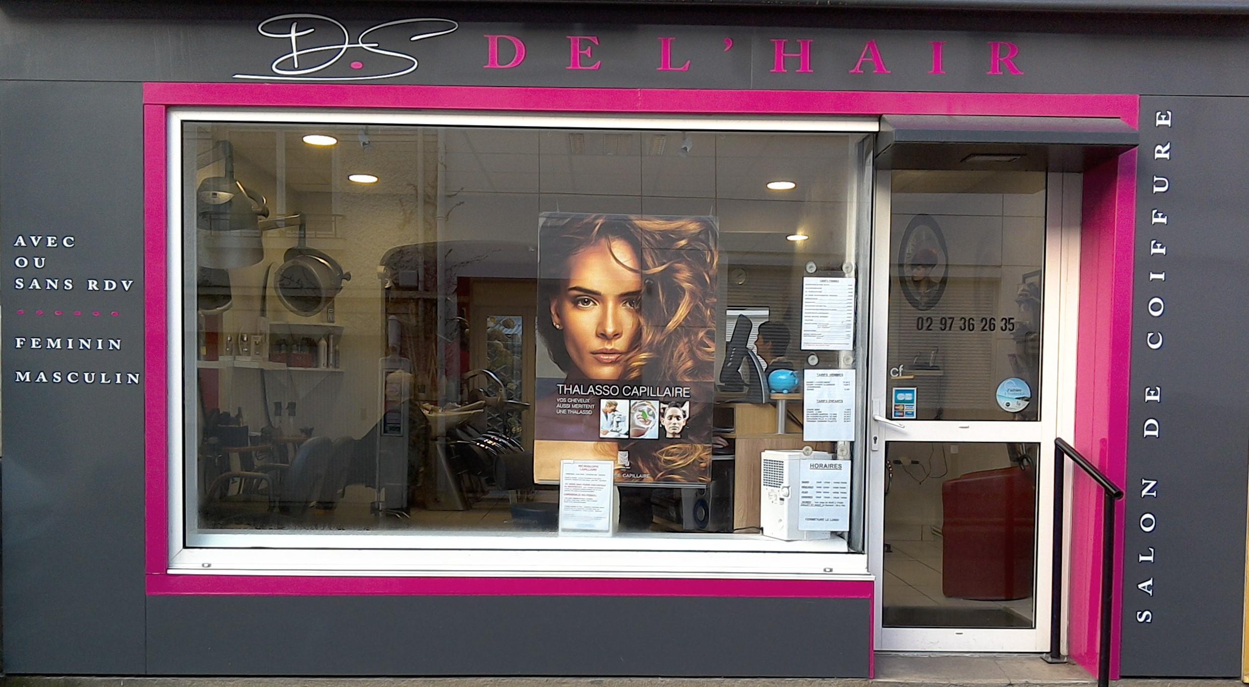 coiffure ds de l'hair hennebont; coiffure Groix; Morbihan; Bretagne Sud