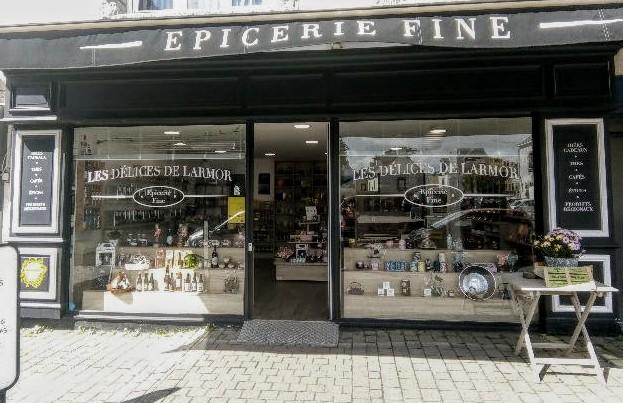 epicerie fine lorient ; Commerce Morbihan; Bretagne sud