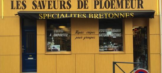 Crepes a emporter Morbihan; commerce Bretagne sud; Groix