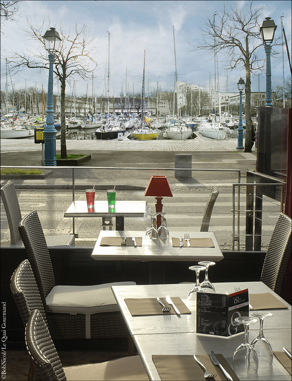 restaurant Morbihan;creperie Bretagne sud;resto lorient;Groix