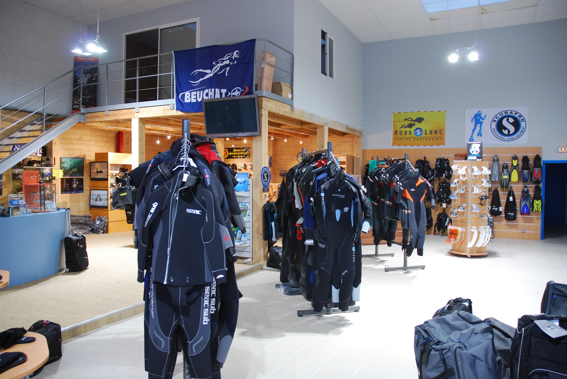 magasin sport lorient ; Commerce Morbihan; Bretagne sud