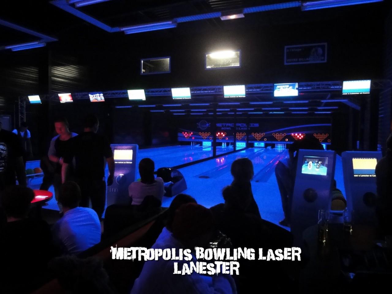 Bowling Laser Blade Morbihan ; loisirs Bretagne ; Groix