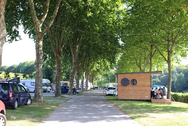 camping 2 etoiles Morbihan ; camping Lorient ; Groix ; camping Bretagne
