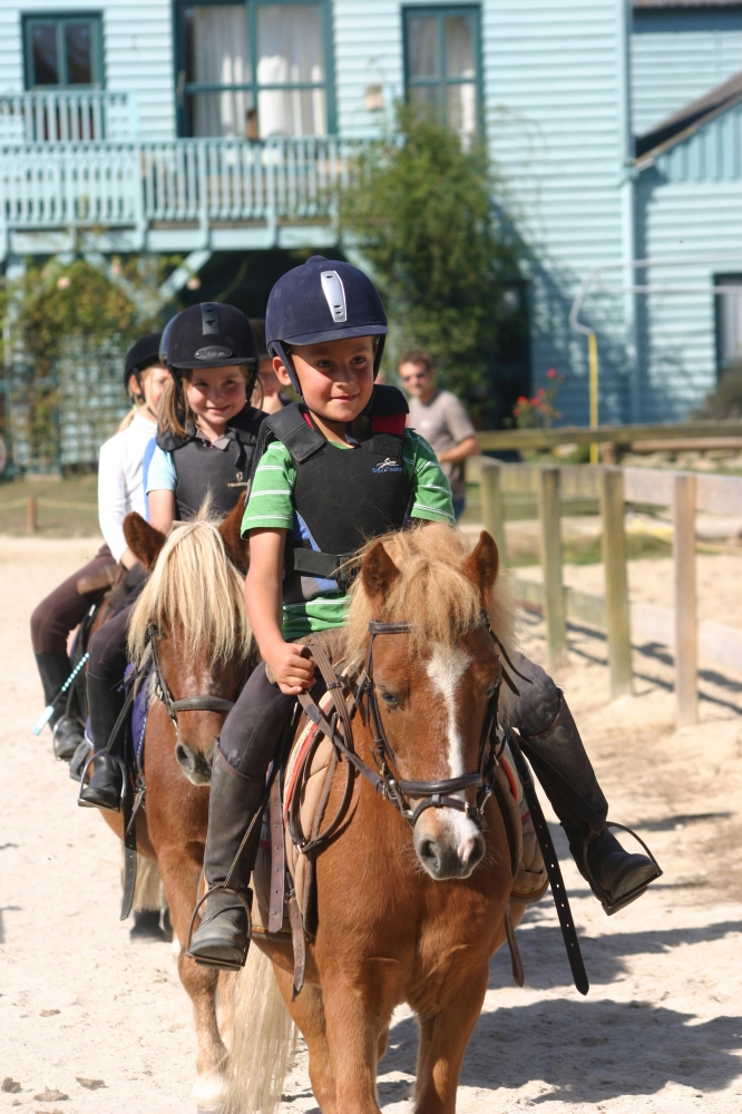 Equitation Morbihan ; loisirs Bretagne ; Groix