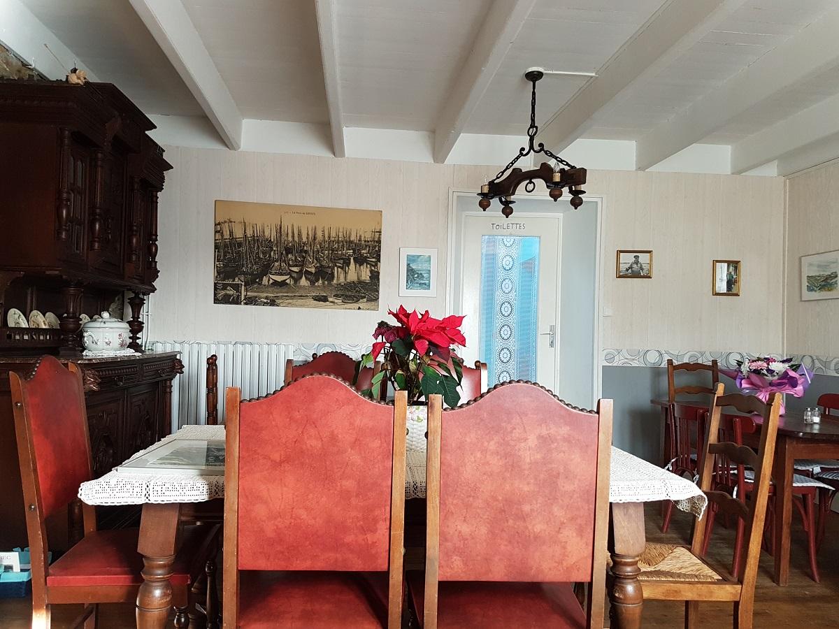 restaurant morbihan ; creperie bretagne ; groix