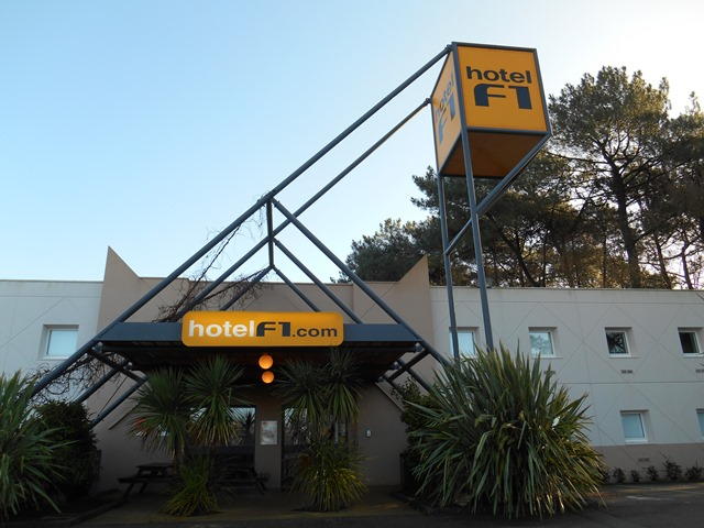 Hotel F1 - 1etoile Morbihan ; Hotel Lorient;Groix; Hotel F1 Bretagne