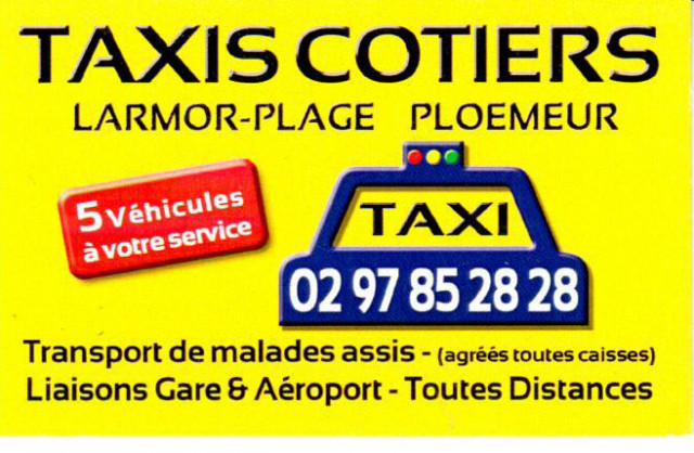 Allo Taxis Côtiers