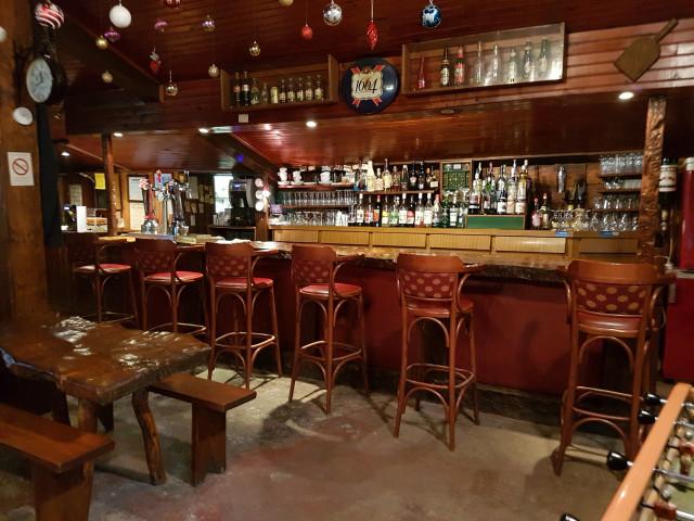 Bar-Pizzeria de Pont-Kerran