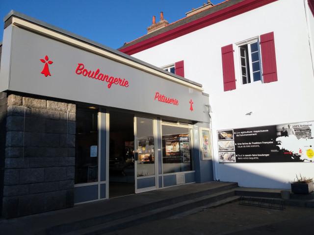 Boulangerie Pâtisserie Mahé