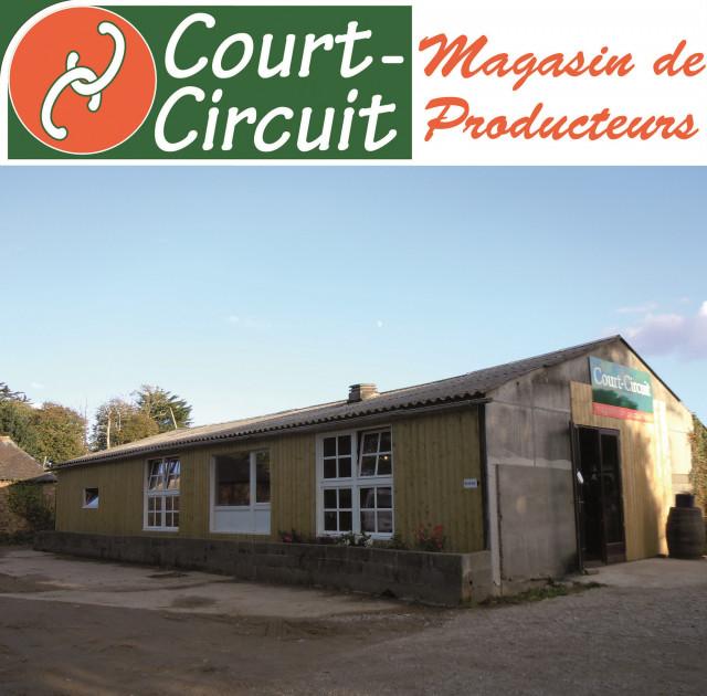 Court-Circuit, magasin de producteurs