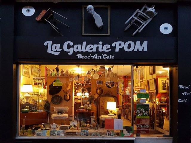 La Galerie Pom