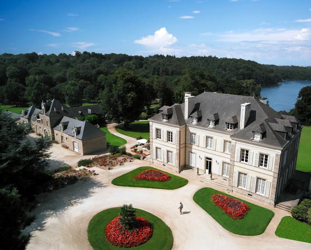 Hôtel-Restaurant Château de Locguénolé
