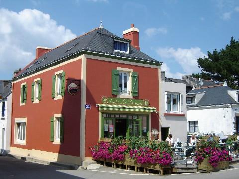 Maison d'hôtes - 10 personnes - Groix (Le Triskell)