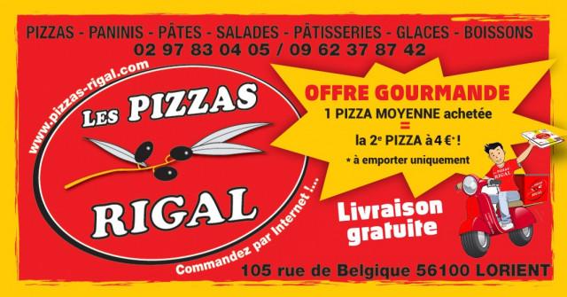 Pizzeria Les Pizzas Rigal