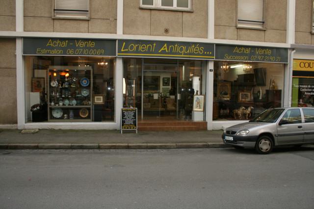 Lorient Antiquités