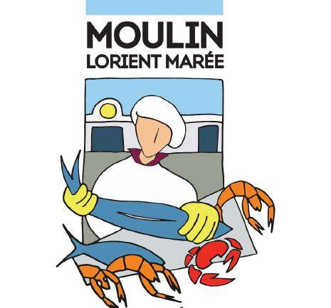 Moulin Lorient marée