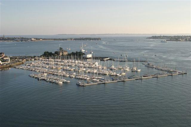 Port de plaisance de Locmiquélic