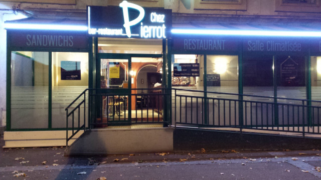 Restaurant Chez Pierrot