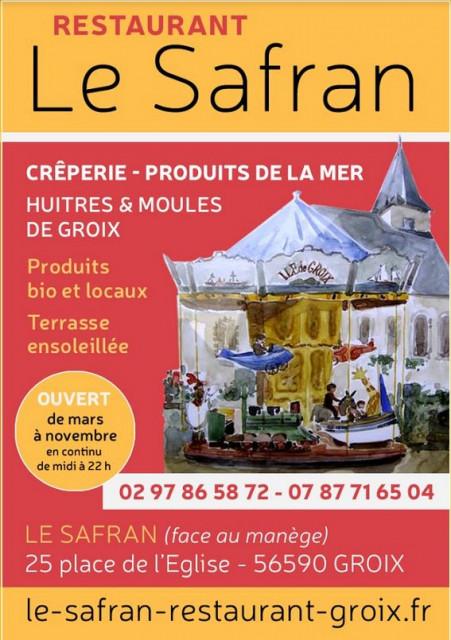 Crêperie Le Safran