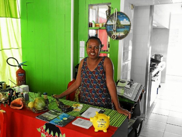 Restaurant Saveurs des Iles de Madagascar