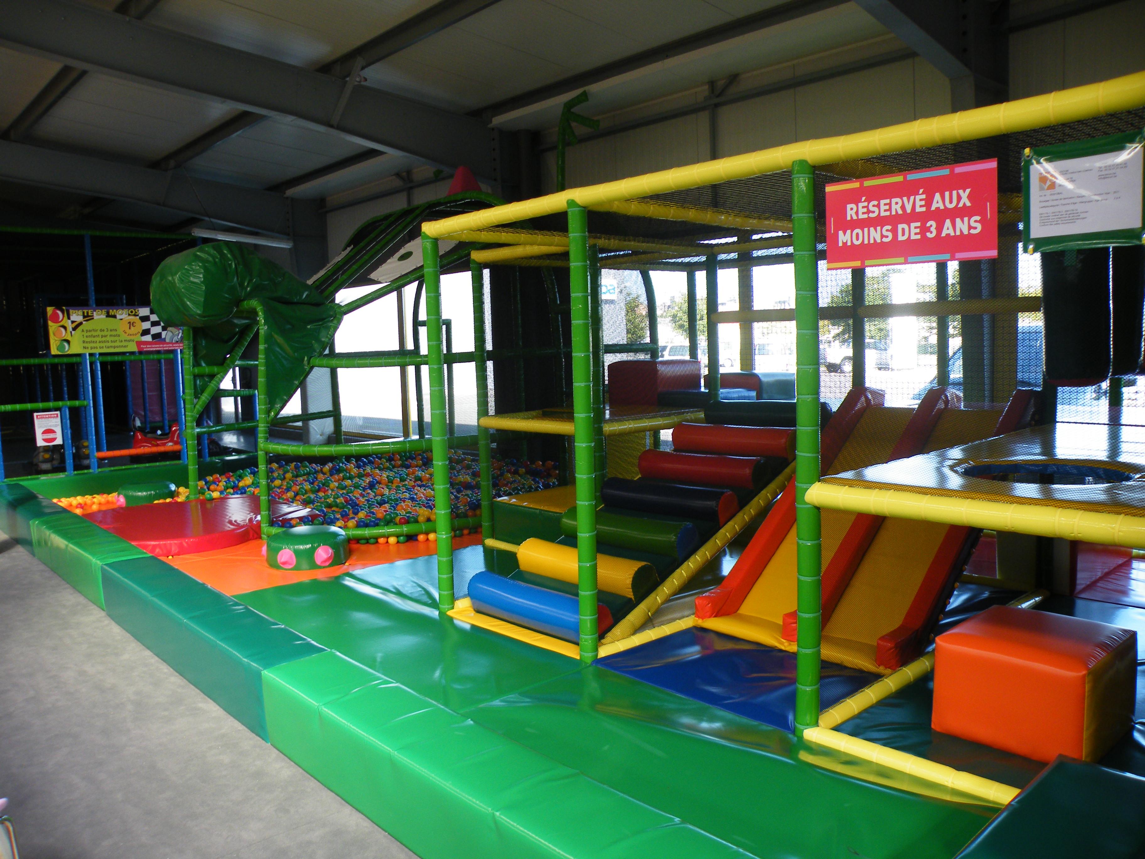 Parc de jeux Morbihan ; loisirs Bretagne ; Groix