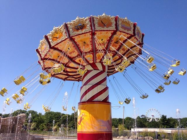 Parc de loisirs Morbihan ; loisirs Bretagne ; Groix