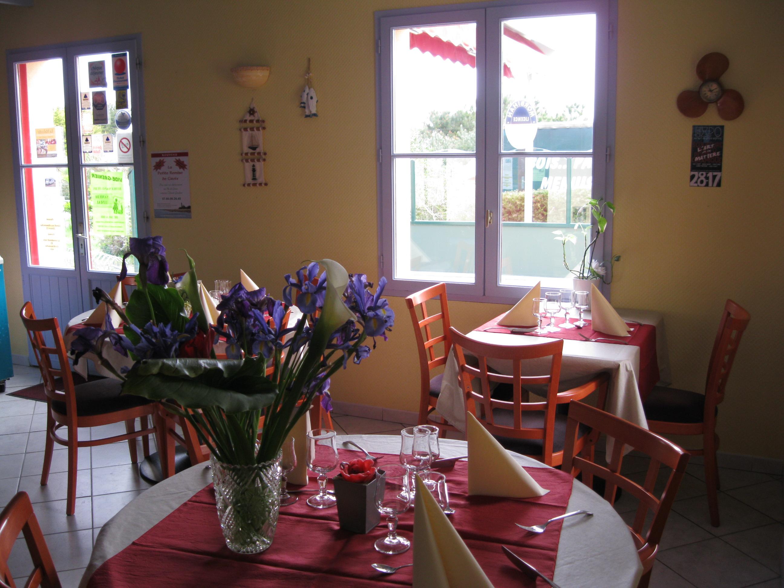 restaurant Groix; Lorient; Morbihan; Bretagne Sud
