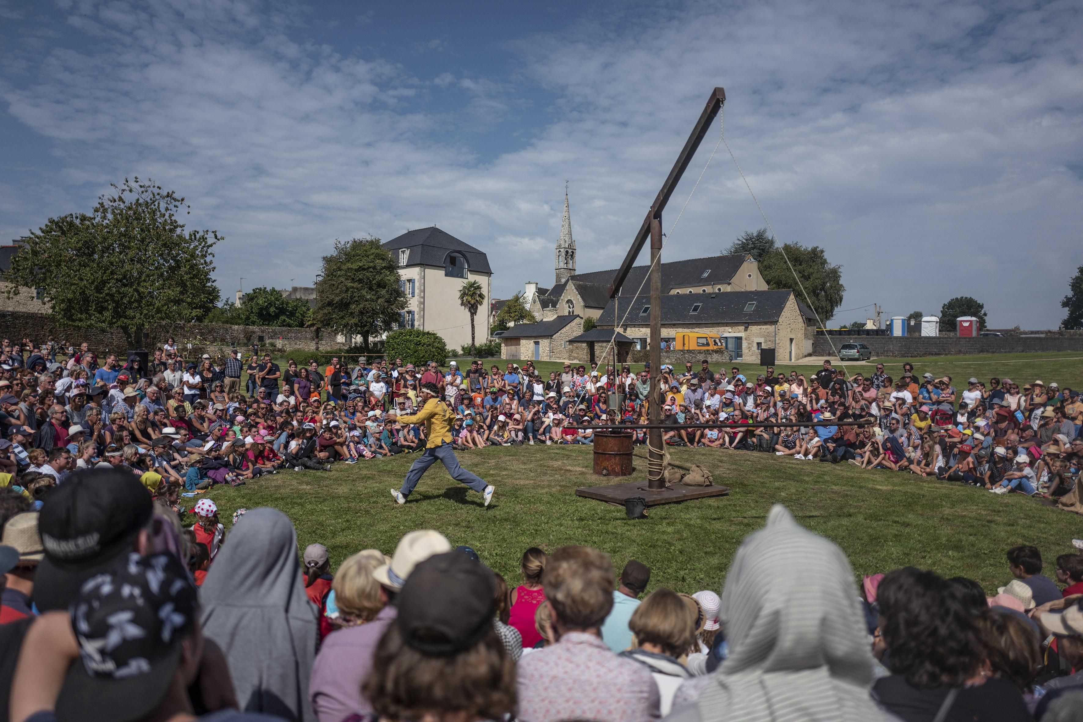 festival Morbihan ; fetes et manifestations Bretagne ; Groix