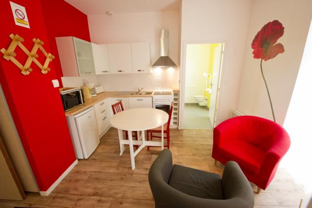 Appartement Coquelicot - 2 personnes - Plouay