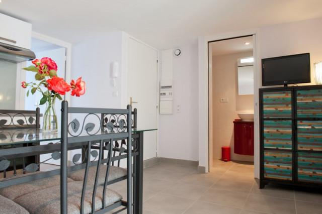 Appartement - 2 personnes - Larmor-Plage (RDC)