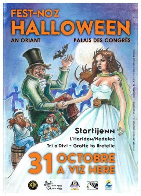Fest-noz Halloween
